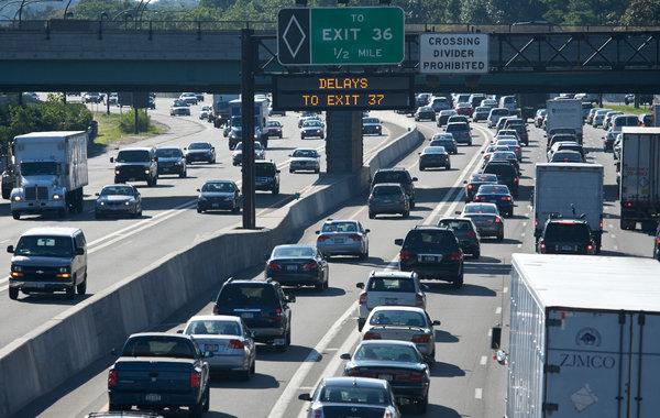 New Study Ranks Access to Jobs via Auto Commuting