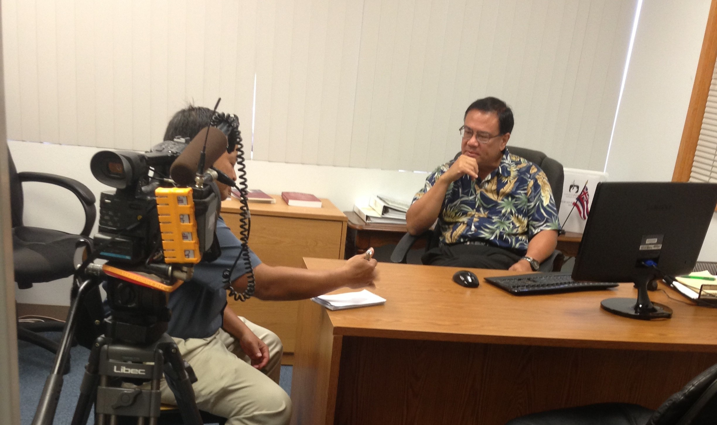 VIDEO: Dr. Akina Discusses UH Financial Mismanagement on Hawaii News Now