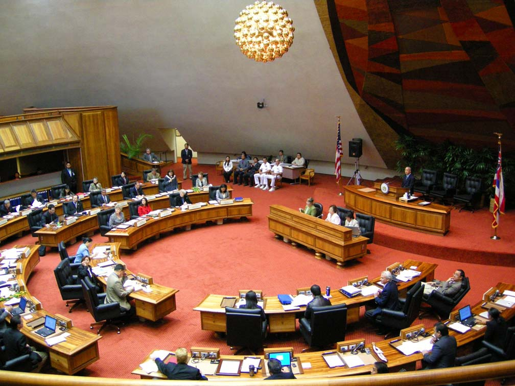 Video: Happenings in the Hawaii Legislature