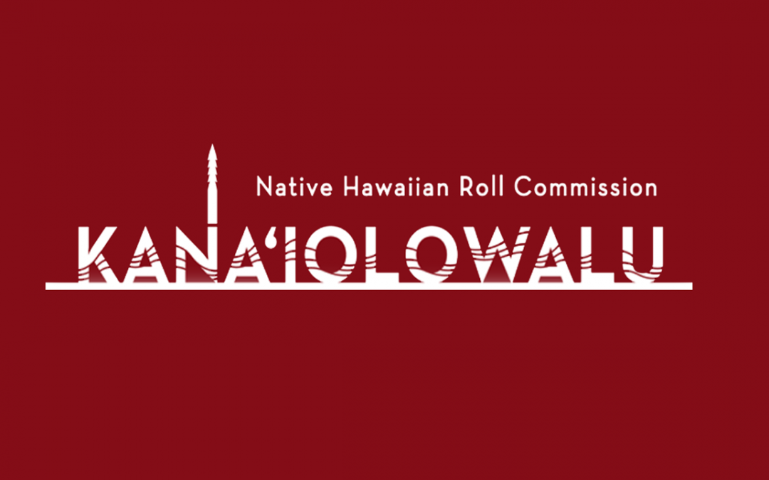 Video: Akaka Bill to Native Hawaiian Roll