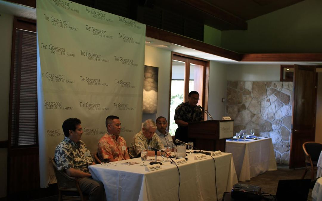 Airing on OC16: Grassroot Event Asks Whether Hawaii's State Government Will Go Bust in 2016