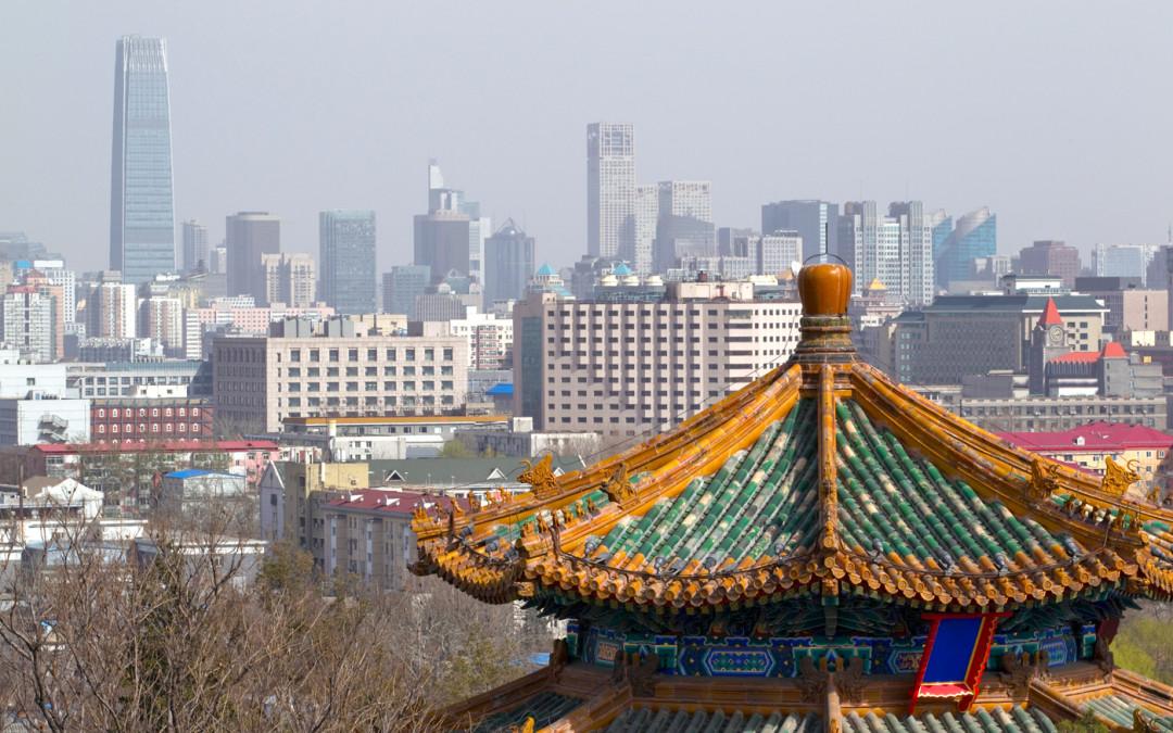 Meet China Half-Way to Maintain Peace