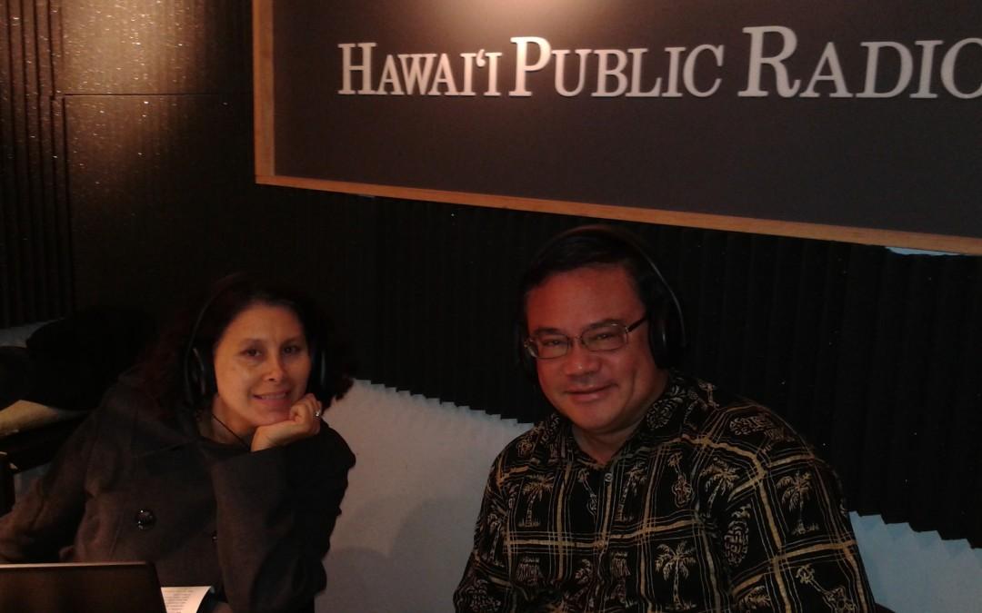 Dr. Akina Discusses the Proposed DOI Rule on Hawaii Public Radio