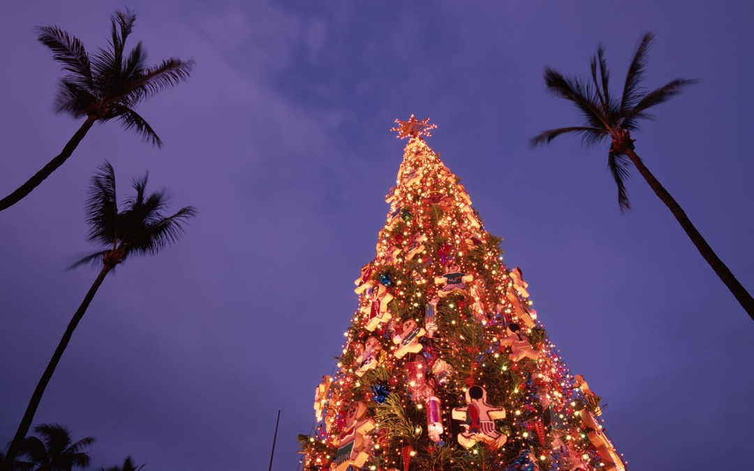 Decking the Halls in Hawaii is Twice as Expensive Thanks to the Jones Act