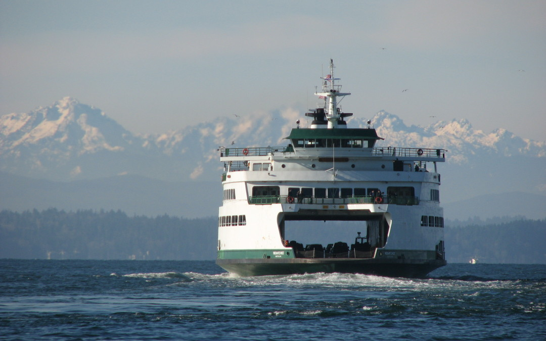 Washington State Ferry unable to afford  new Jones Act construction despite large subsidies