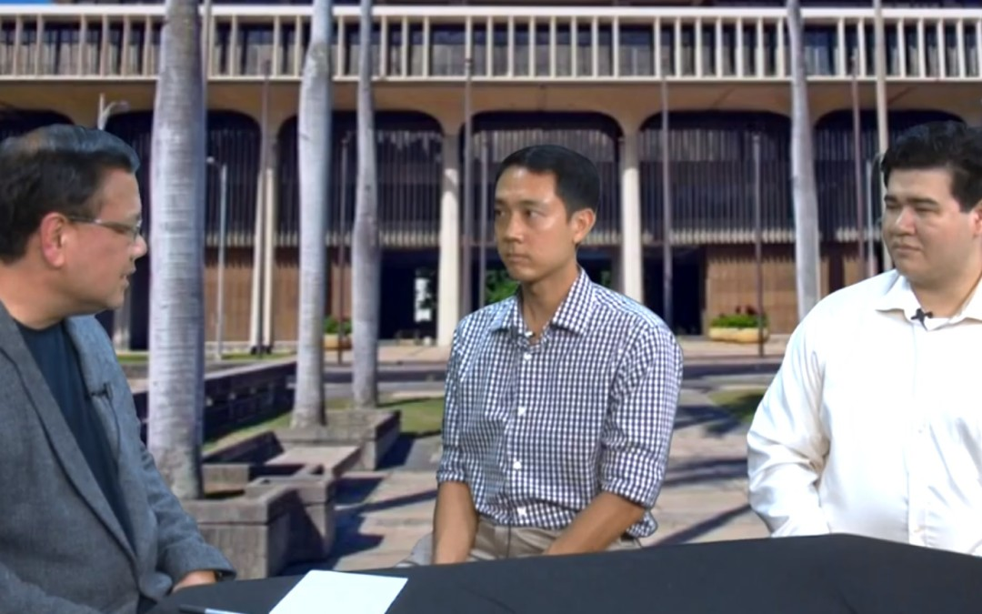 E Hana Kakou – Meet the Candidates: Alan Yim and Anthony Higa