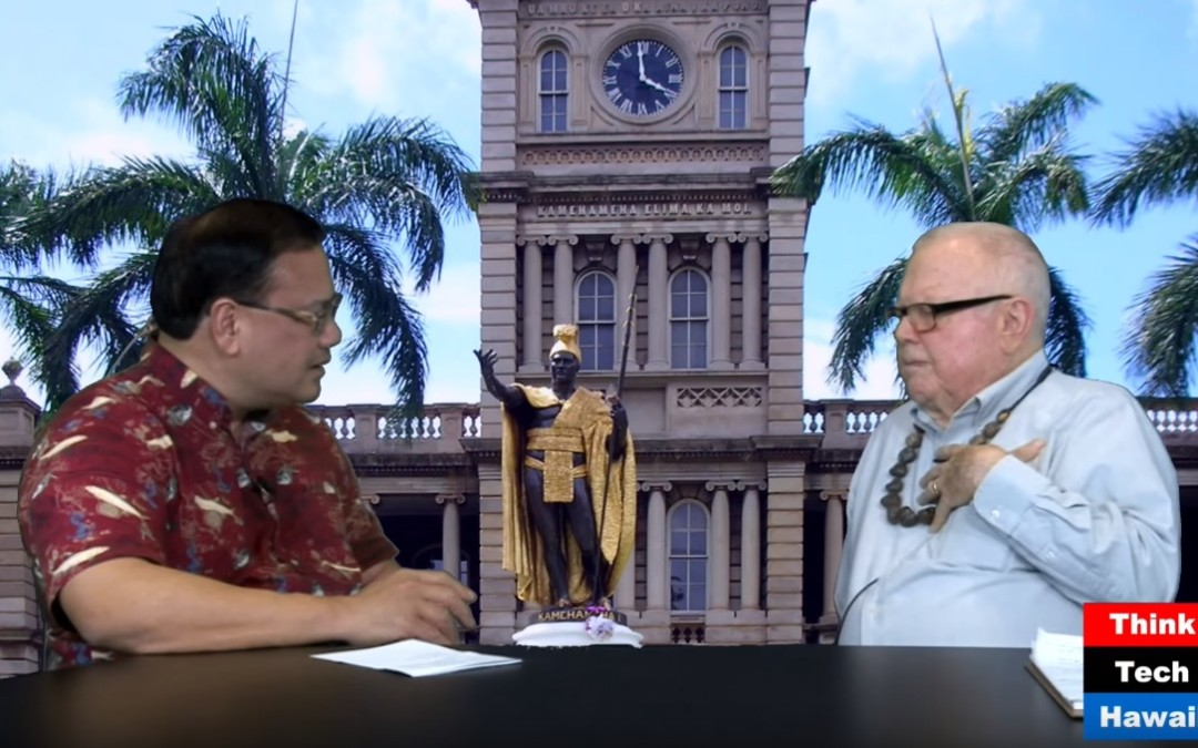 Dr. Akina Sits Down With Grassroot Founder Dick Rowland