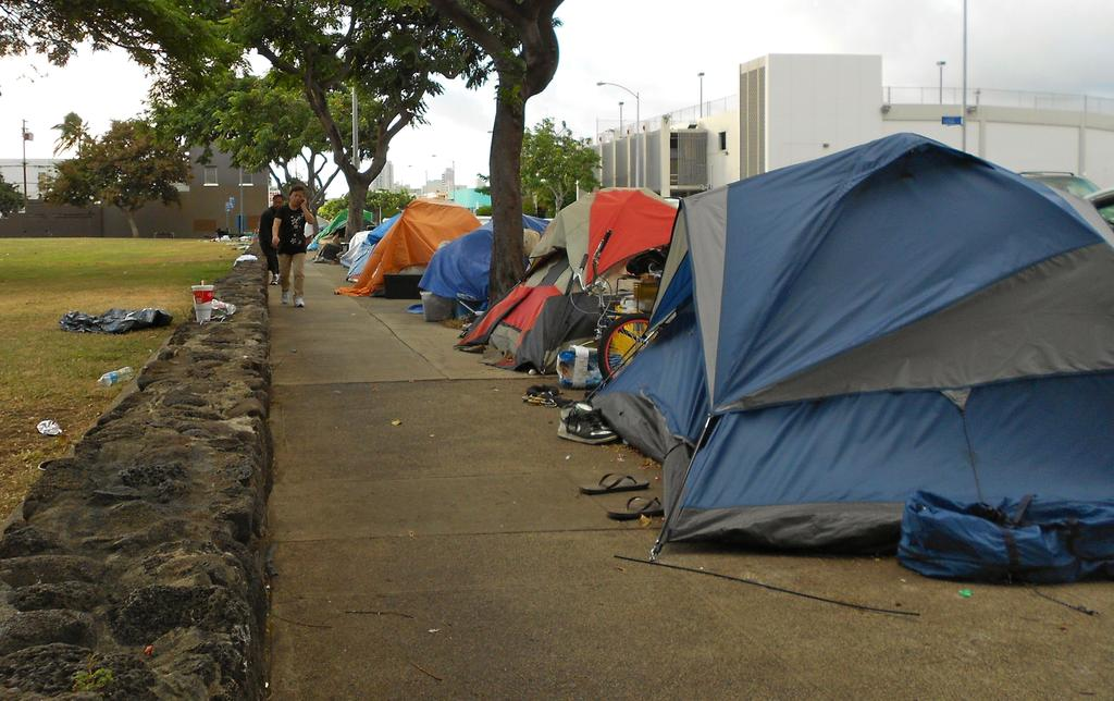 Emergency Proclamation: Does it Help the Homeless?
