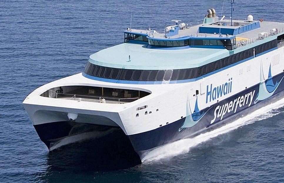Grassroot Testimony: SB 2618 (Ferry Feasibility Study)
