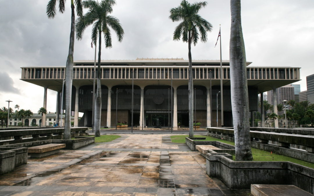 Hawaii's Pension System is $8 Billion in Trouble