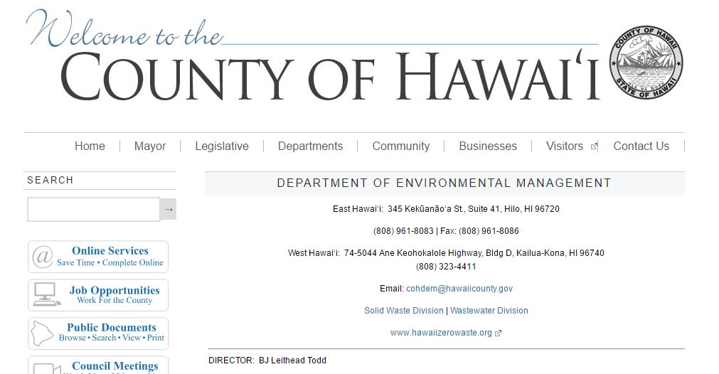 """Quo Warranto Fu: Does County Environmental Manager's Law Degree Qualify As """"Engineering … or related?"""""""