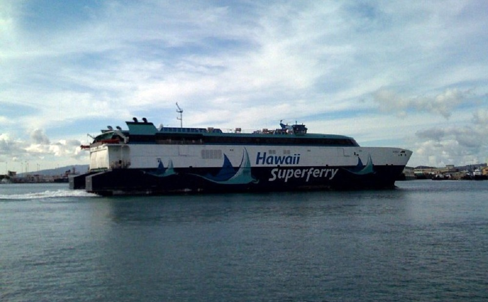 Hawaii Department of Transportation to study isle ferry services