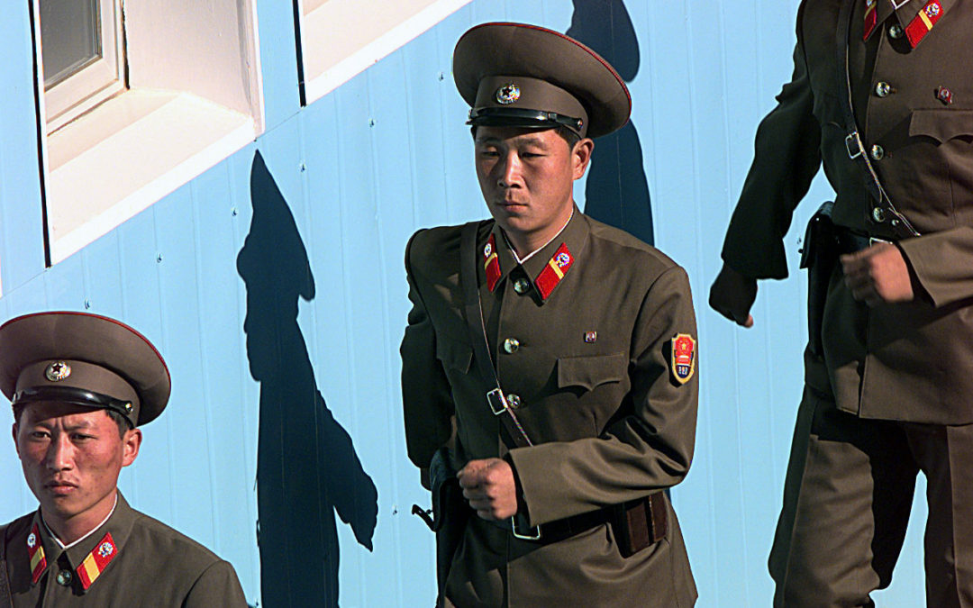 North Korea's War on Christianity: the Globe's Number One Religious Persecutor