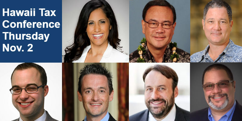 Tax Conference 2017: Hawaii's Taxes, from the Outside Looking In