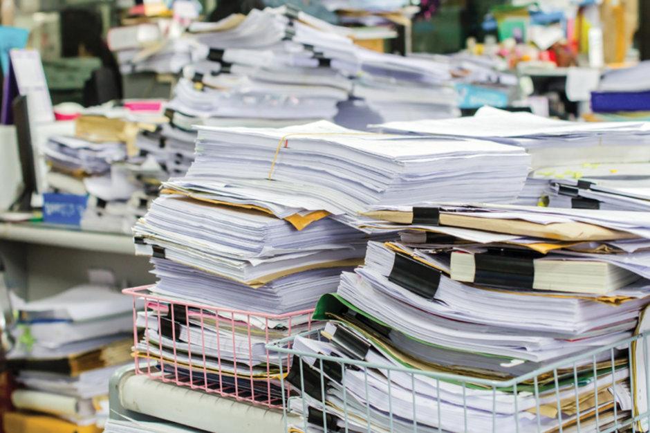 Bureaucracy thwarts state modernization