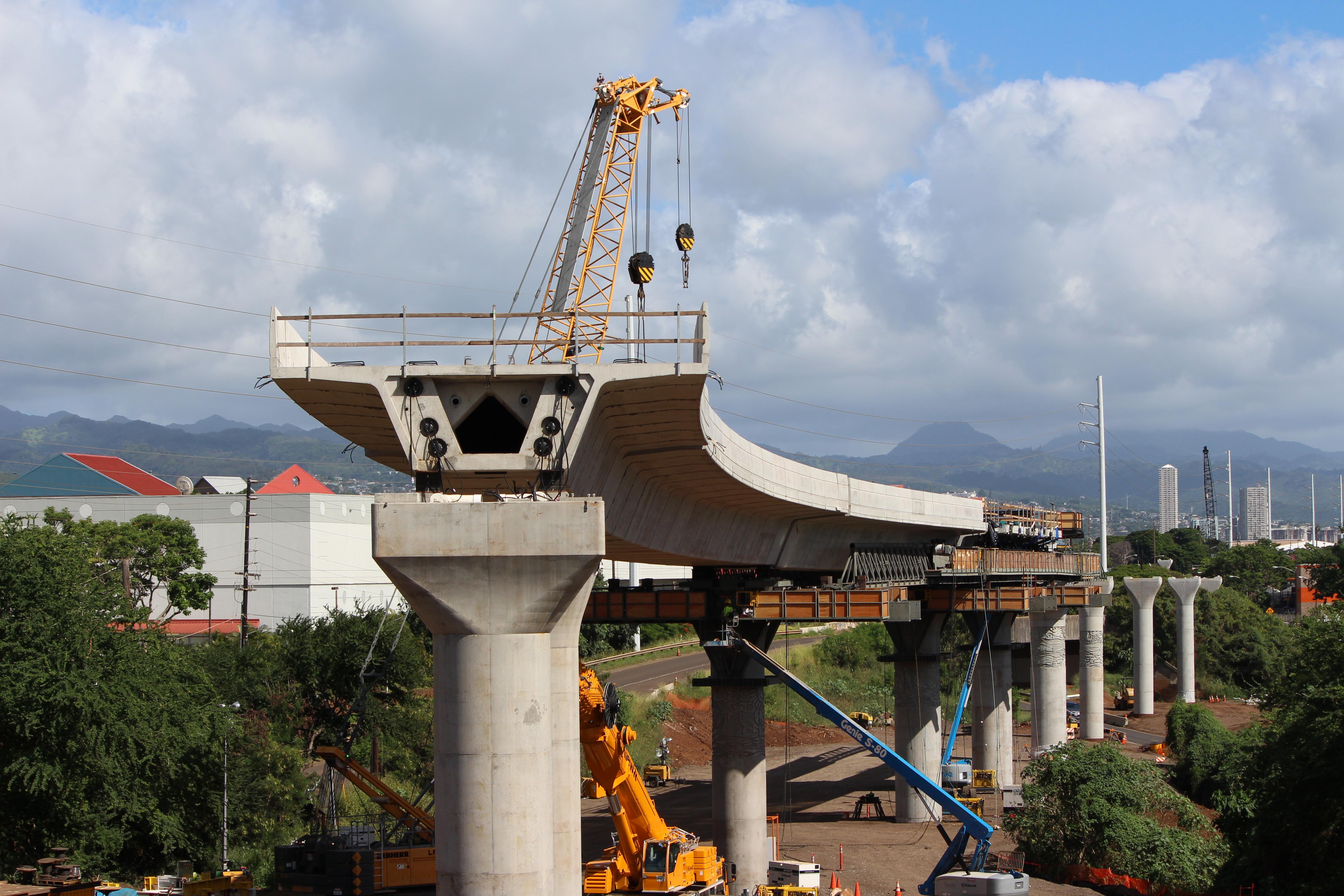 Bond funding scheme for rail shows need for audit