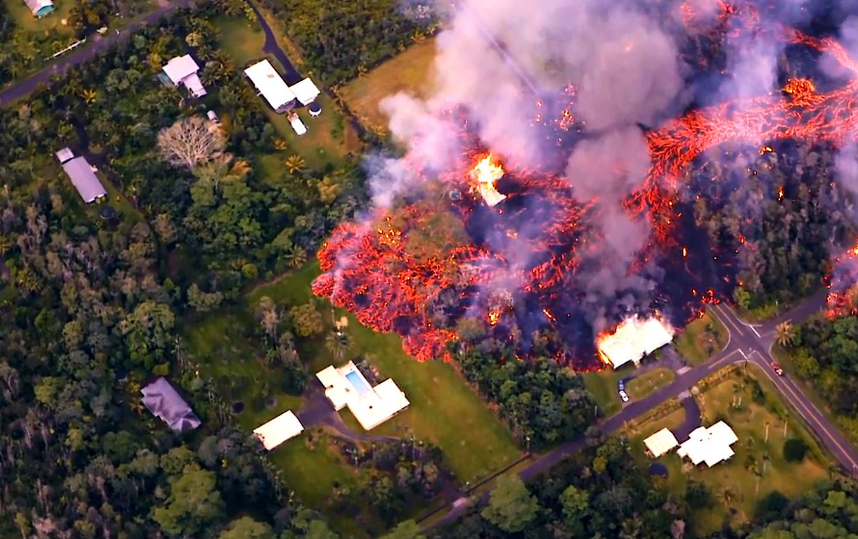 Government fanned flames of volcano disaster