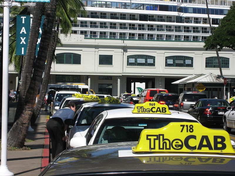 Honolulu could be leader in taxi deregulation