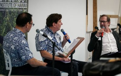 How to improve Hawaii's business climate