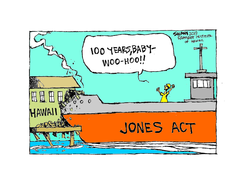 Let's unite to reform the Jones Act