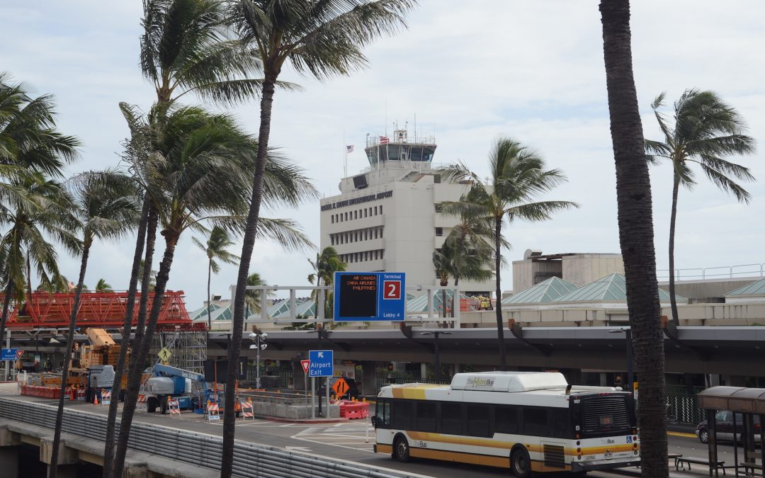 The case for a Hawaii airport authority, in 61 seconds