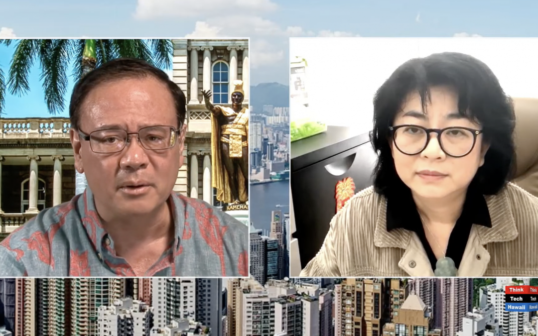 VIDEO: Coronavirus report from Hong Kong