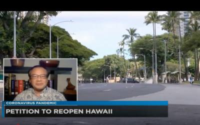 Balancing public health and 'Let Hawaii Work'