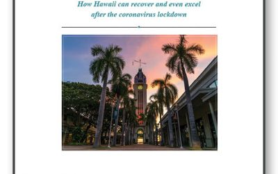 How Hawaii can usher in a new era of prosperity
