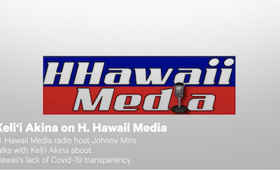 Johnny Miro gets the lowdown on Hawaii's lack of COVID-19 transparency