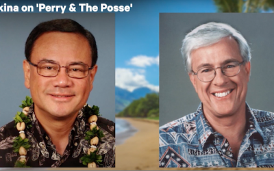 Akina and Perry talk 'unemployment tax blues'