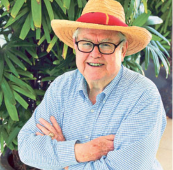 Dick Rowland, founder and chairman emeritus of Grassroot Institute of Hawaii, dies at age 90