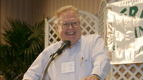 Tribute to Dick Rowland: Beacon of liberty