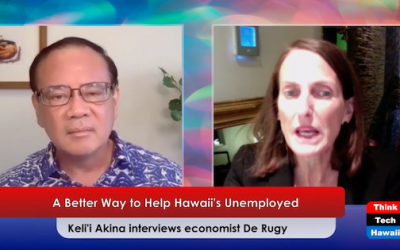 A better way to help Hawaii's unemployed
