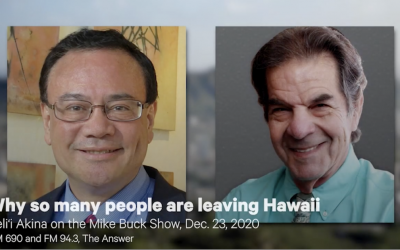 Why so many people are leaving Hawaii